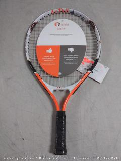 size 17 youth tennis racket