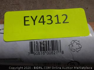 WAC Lighting HT8-BK 120VH Track Single Circuit, Black (online $49)