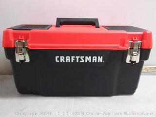 Craftsman tool box