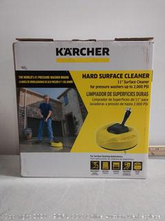 """Karcher hard Surface Cleaner 11""""  Surface Cleaner for pressure washers up to 200 PSI"""