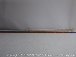 Quickie 54102 Hardwood Handle With Metal Ferrule