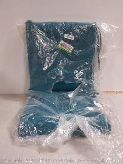 patio chair cushion turquoise