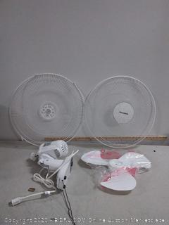 pelonis wall mount fan