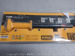 DeWalt P1000 Hammer Fastening Tool .22 Caliber Powder Actuated