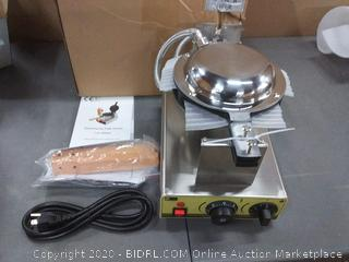 golden wall Electric waffle maker 110v