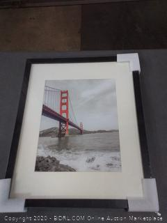 framed pictures of the Golden Gate Bridge