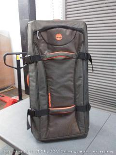 "Timberland 30"" Wheeled Duffle Luggage Bag, Cocoa"