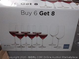 Schott Zwiesel Forte Red Wine, 17.3 Ounces - Buy 6 Get 8 - 0007.120172