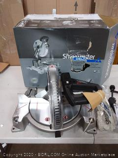Delta Shopmaster 10in compound miter saw with laser