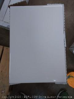 American Olean ceramic wall tile White (4 boxes)