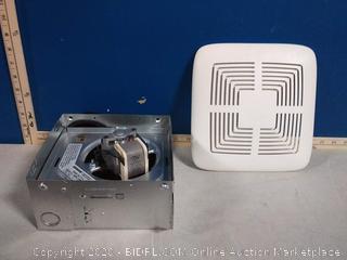 Broan Ventilation Fan Wall Ducting
