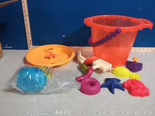 B. toys Shore thing Beach set