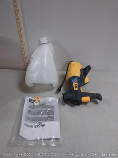 Wagner Power Tex Texture Sprayer Gun 120 Volt( previously used cleaning tools missing) online $91