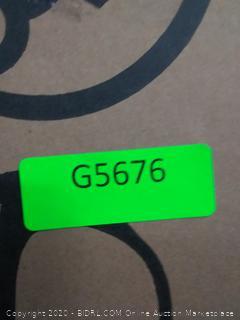 Strider boys bike blue pedals damaged (online $169)