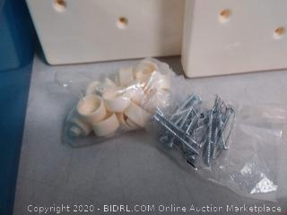 B. Spaces Storage bin organizer Totes tidy (online $58)