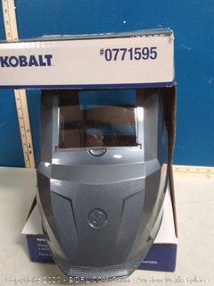 Kobalt Welding Helmet Auto Darkening Variable Shade