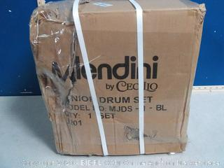 Mendini by Cecilio Junior drum set(Factory Sealed/Box Damage) COME PREVIEW!!!!! (online $79)