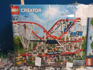 LEGO Creator Expert Roller Coaster 10261 Building Kit (4124 Pieces) online $379 - Come Preview!