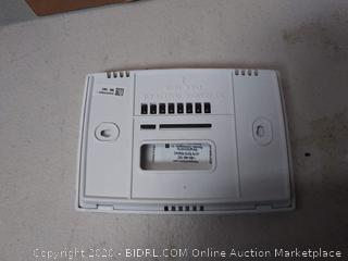 Honeywell Home 5-2 Day Programmable Thermostat with Backlight