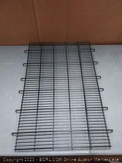 Floor Grid for Dog Crate Elevated Floor Grid Fits MidWest Folding Metal Dog Crate Models 1530, 1530DD, 430, 430DD