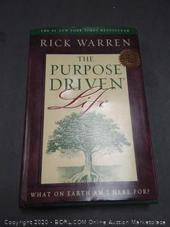 The Purpose Driven Life : What on Earth Am I Here For by Rick Warren (AC-3, 2 Nov 2002)