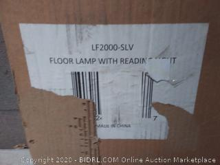 floor lamp with reading light please preview.