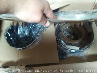 8-piece nonstick cookware set