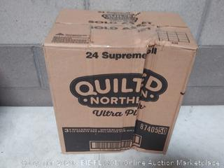 Quilted Northern Ultra plush with very visible box damage
