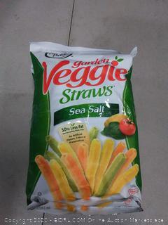 sensible portions Garden veggie straws sea salt x 3