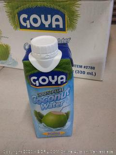 Coconut Wtaer - Goya 24 pack