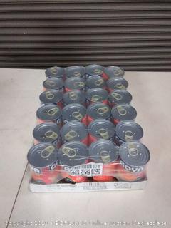 Goya negras guisadas 24 pack 15 oz cans
