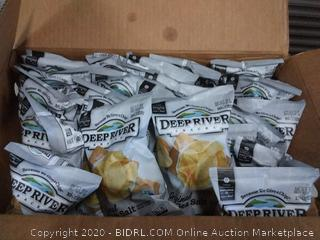 Deep River To Oz salted kettle chips 24 count