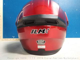 ILM-902 motorcycle Large Red