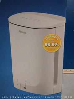 Filtrete Room Air Purifiers 3-Speed 110-sq ft True HEPA Air Purifier ENERGY STAR (online $69)