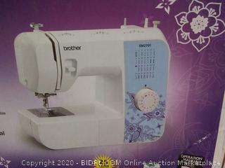brother lightweight full-featured sewing machine xm2701(Factory Sealed) COME PREVIEW!!!!