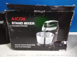 Aicock stand mixer Model HM925S(powers on) COME PREVIEW!!!!