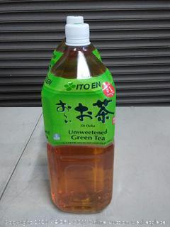 Ito en unsweetened green tea 2 L X2