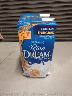 rice dream rice milk X2
