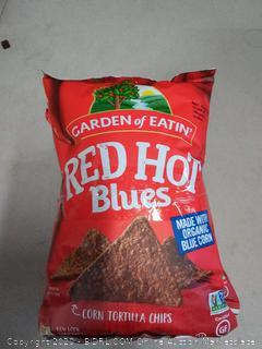 Garden of Eatin red hot Blue Chips X3