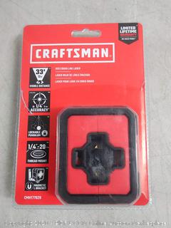 CRAFTSMAN 35.0-ft Beam Self Leveling Line generator Laser Level