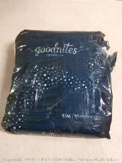 goodnites nighttime underwear small / medium fit sizes 4-8 22 count