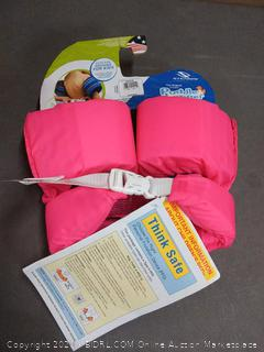 Stearns Kids Puddle Jumper Pink