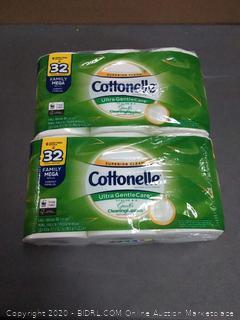 Cottonelle Ultra GentleCare Toilet Paper 12 rolls