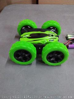 Stunt car double side roll remote control car