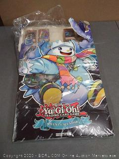 Yu-Gi-Oh Advent calendar Trading Card Game