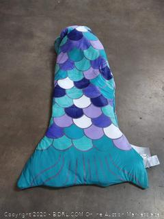 Sherpa mermaids sleeping bag