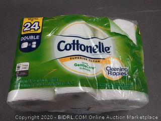 Cottonelle Ultra Gentle Care Ultra GentleCare Bath Tissue, 12