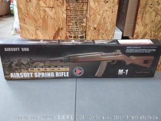 airsoft gun Airsoft spring rifle M. - 1