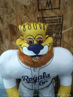 MLB studs stuffed figure Royals