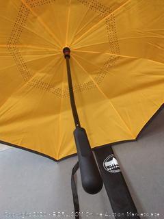 abccanopy inverted umbrella(slight bent in shaft)